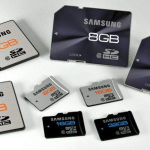 SD e Micro SD